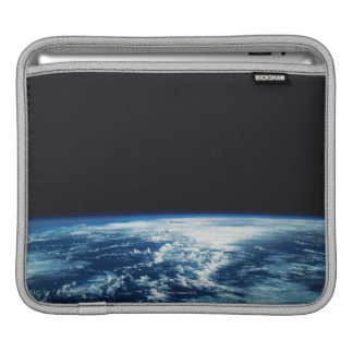 Cloud Cover over Earth iPad Sleeves