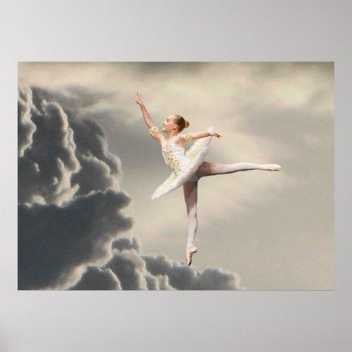 Cloud Dancer Poster