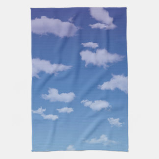 Cloud Designed Kitchen Towel