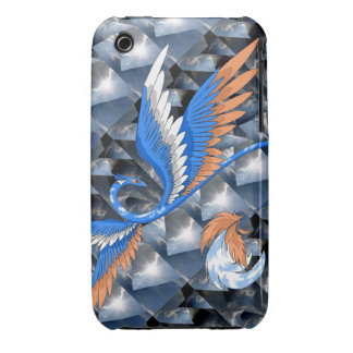 Cloud Dragon Rock Flower iPhone 3G/3Gs Cover iPhone 3 Covers