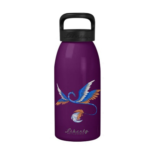 Cloud Dragon Waterbottle Reusable Water Bottle Zazzle