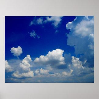 Cloud Dreams Poster