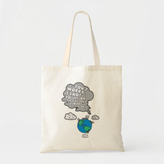 Cloud Factory Tote Bag