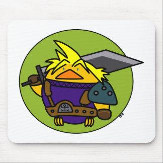 Cloud FF VII Poyo Mousepad