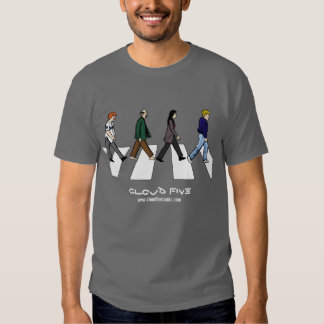 Cloud Five Abbey Rd T-Shirt