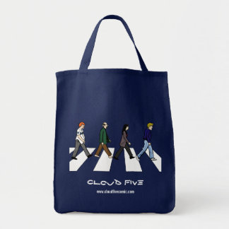 Cloud Five Abbey Rd Tote