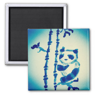 Cloud Forest 2 Inch Square Magnet
