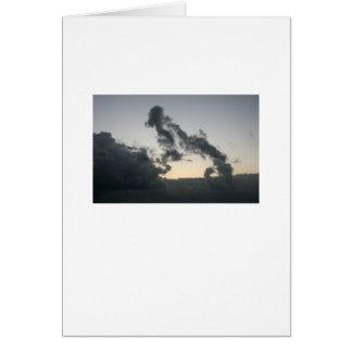 Cloud formation, dog skeleton? cartoon? greeting cards