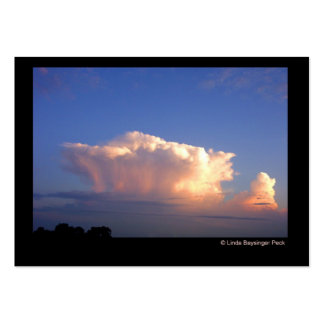 Cloud Formation Large Business Card