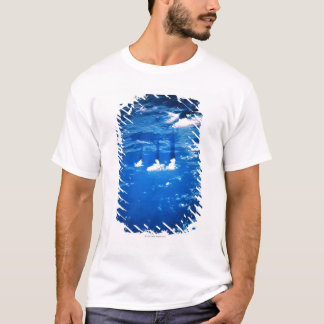 Cloud formation over the earth 2 T-Shirt