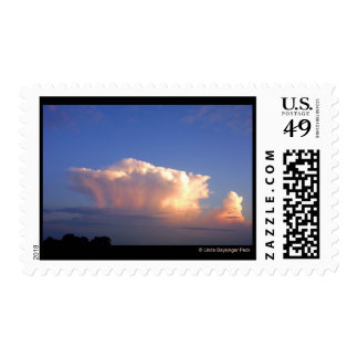 Cloud Formation Postage