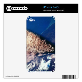 Cloud Formation Skin For The iPhone 4
