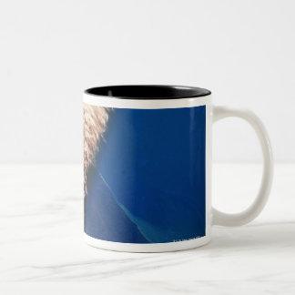 Cloud Formation Two-Tone Coffee Mug