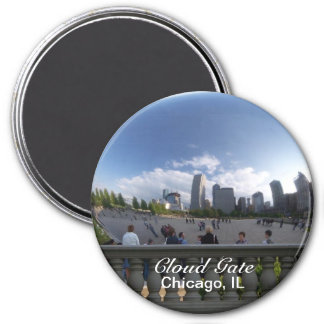 Cloud Gate Magnet