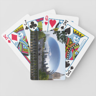 Cloud Gate Playing Cards