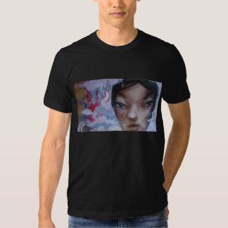 cloud girl tee shirts