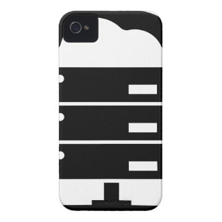 Cloud Hosting iPhone 4 Case-Mate Case