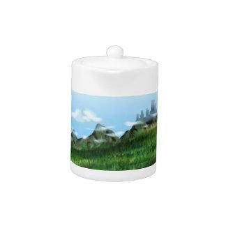 Cloud Meadow Teapot