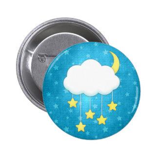 Cloud Mobile Pin