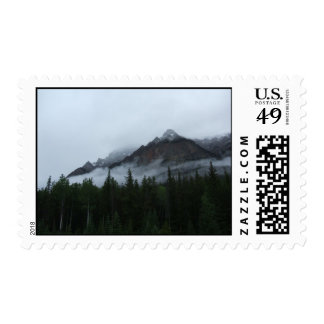 Cloud Mountain 1 Postage Stamps