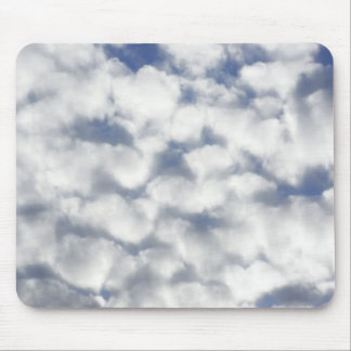 Cloud Mousepad Add Your Own Text Image Logo