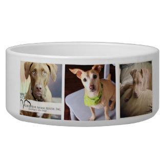 Cloud Nine Animal Rescue Dog Bowl
