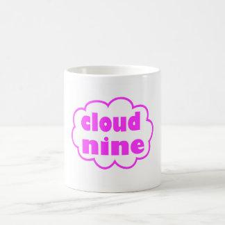 cloud nine classic mug