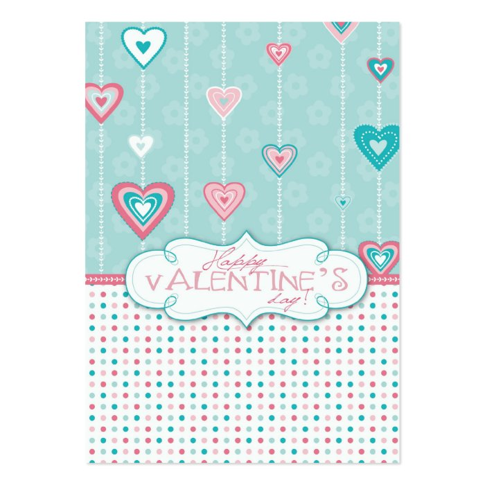 Cloud Nine Gift Tag Large Business Card