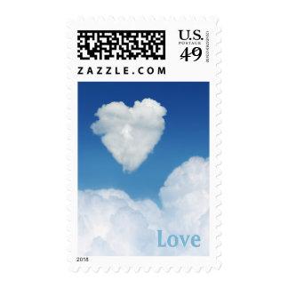 Cloud Nine Love stamps