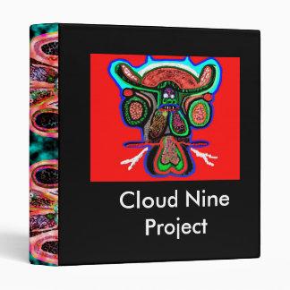 Cloud NineProject Binder