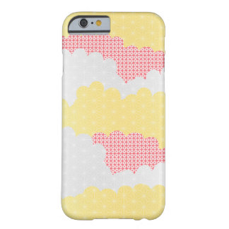 Cloud of harmony handle barely there iPhone 6 case