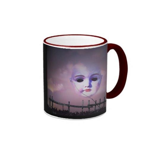 Cloud of my Dreams Ringer Mug