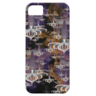 cloud of squid iPhone 5 covers
