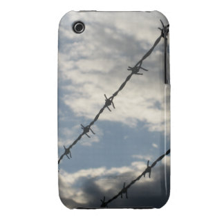 Cloud on a Wire iPhone 3 Case