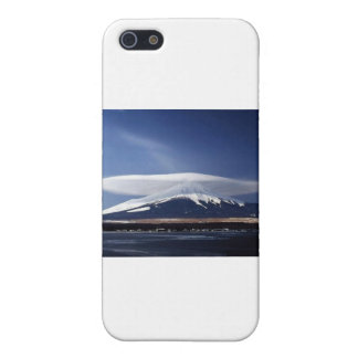 cloud-over-a-mountain2 iPhone SE/5/5s cover