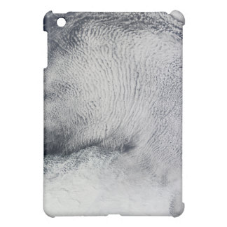 Cloud patterns and sea ice in the Southern Ocea iPad Mini Cover
