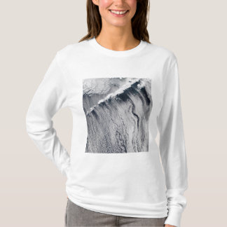 Cloud patterns visible over the Aleutian Island T-Shirt