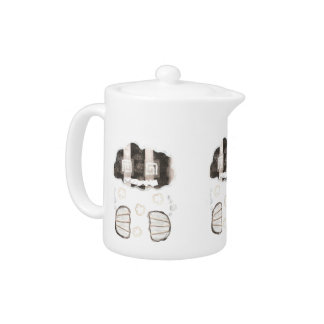 Cloud Prison Teapot