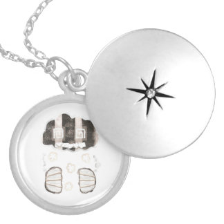 Cloud Prison With No Background Locket