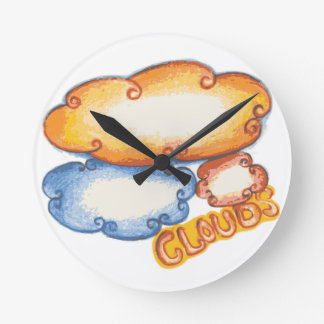 Cloud Round Clock