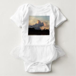 Cloud Shark Baby Bodysuit