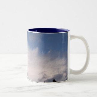 Cloud Shawl Mug