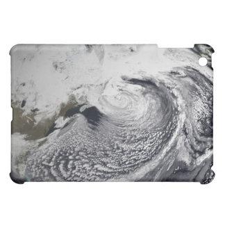 Cloud simulation of a single day 3 iPad mini cover