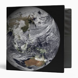 Cloud simulation of the full Earth Binder