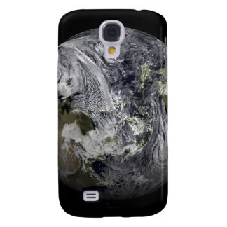 Cloud simulation of the full Earth Galaxy S4 Cover