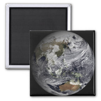Cloud simulation of the full Earth Magnet