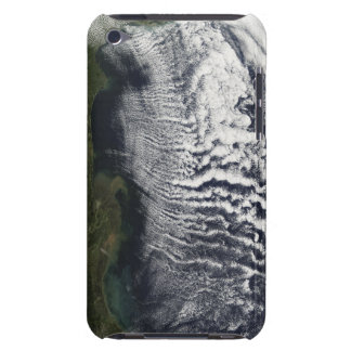 Cloud streets are visible barely there iPod case
