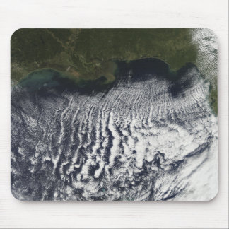 Cloud streets are visible mouse pad