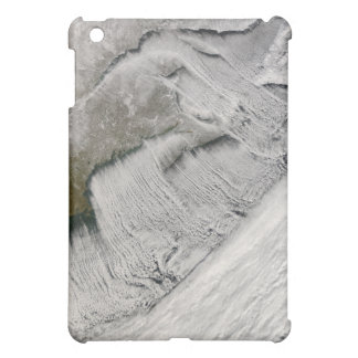 Cloud streets off New England and the Maritimes Case For The iPad Mini