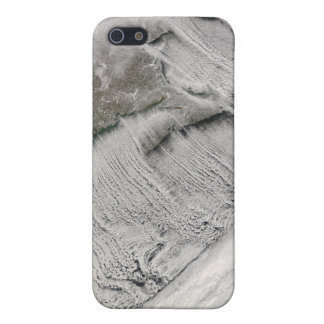 Cloud streets off New England and the Maritimes iPhone SE/5/5s Case
